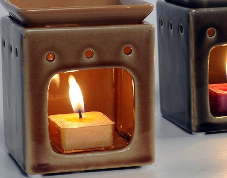 candela de aromaterapie