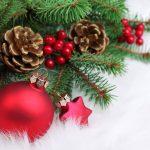 Aranjamente de cadouri si decoratiuni de Craciun