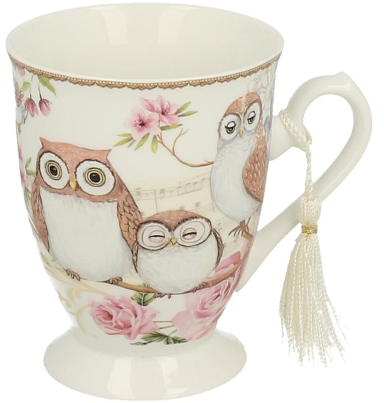 cana de ceai cana cu bufnita