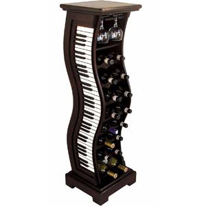 rastel suport sticle de vin pian