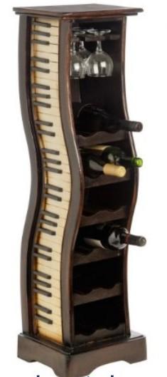 Suport pentru sticle de vin minibar