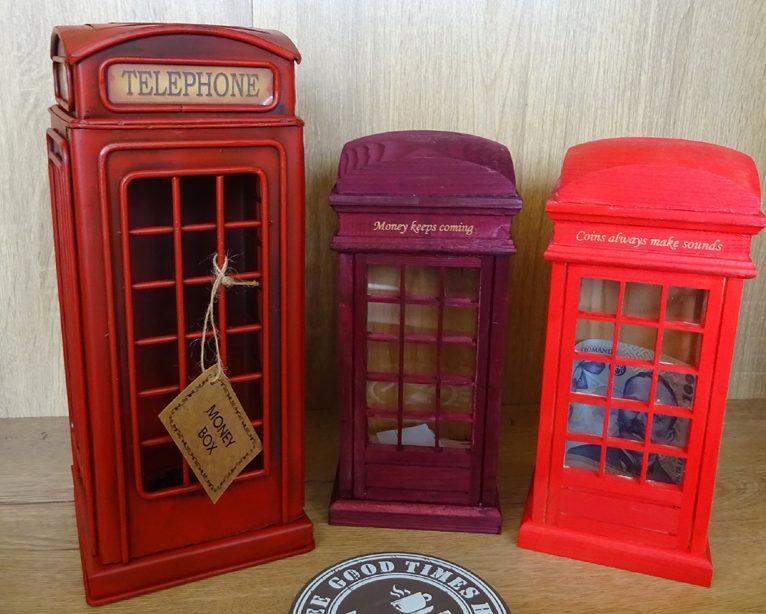 Cabina telefonica rosie pusculita