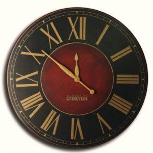 ceas-vintage-negru