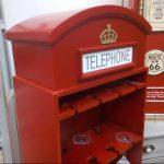 Cabina telefonica londoneza