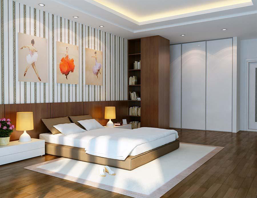 pat dormitor amenajarea dormitorului