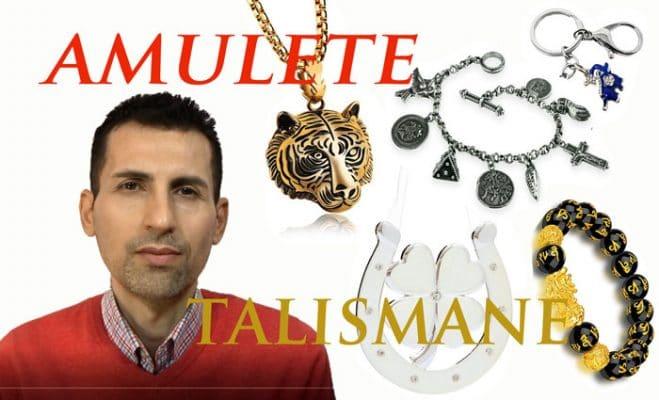 amulete si talismane si semnificatia lor