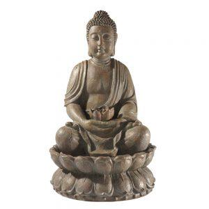 fantana cu buddha