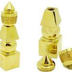 Pagoda cu cinci elemente de metal