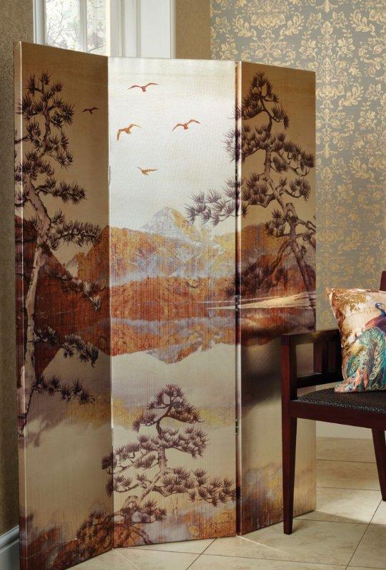 Paravan decorativ oriental pentru casa