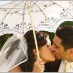 Umbrela de nunta, umbrela de dantela