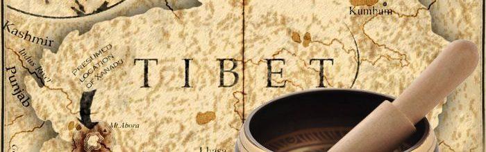 Bol cantator tibetan din sapte metale