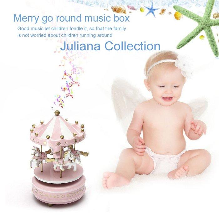 carusel muzical pentru bebelusi cadou de botez