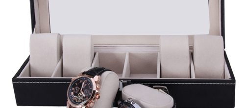 Cutie de ceasuri-ceasul de mana