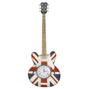 ceas de perete chitara