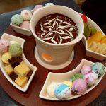 Fondue de ciocolata de facut acasa