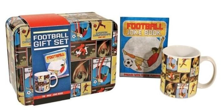 Cana de cafea cu fotbal