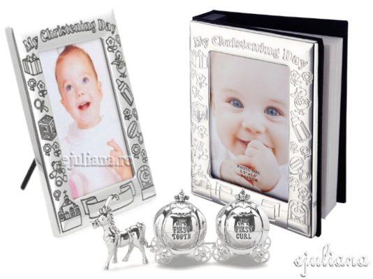 Cadou de botez Juliana pentru fetita