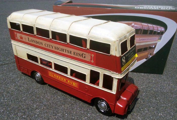 Autobuz londonez
