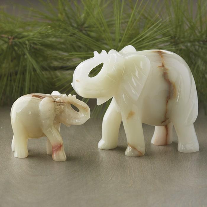 Elefant de onix