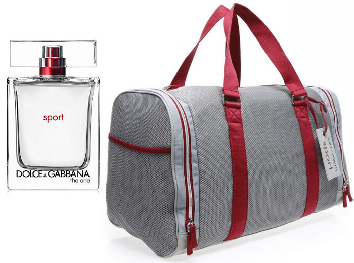 Geanta sport Dolce & Gabbana
