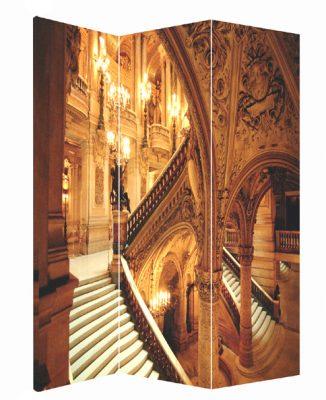 Paravan decorativ romantic, arhitectura interioara