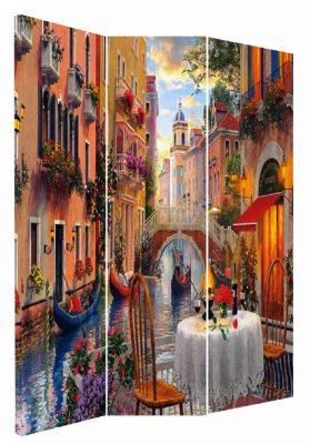 Paravan decorativ romantic venetian