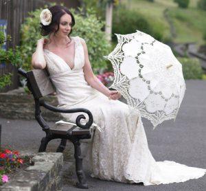 umbrela de nunta