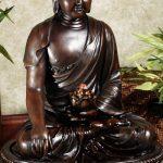 Fantana cu Buddha pentru interior