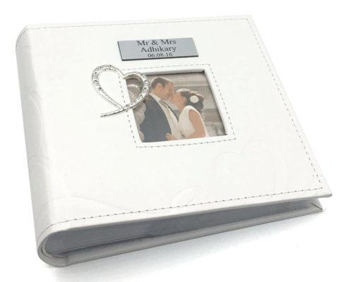 Album foto de nunta cadou personaliza gravare