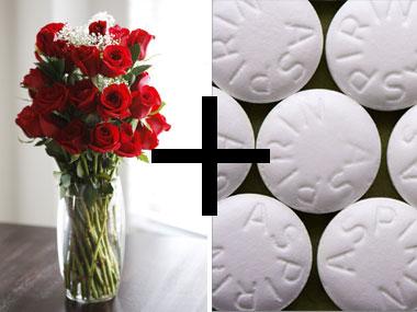 aspirina-flori