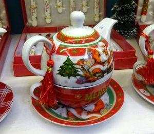 ceainic mos craciun