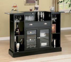 Bar pentru depozitare sticle de vin si bauturi
