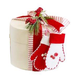 Aranajamente de cadouri si decoratiuni de craciun