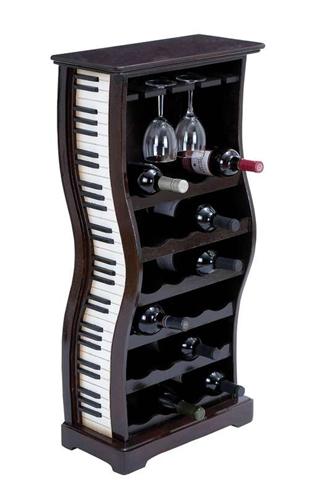 Suport pentru sticle de vin pian
