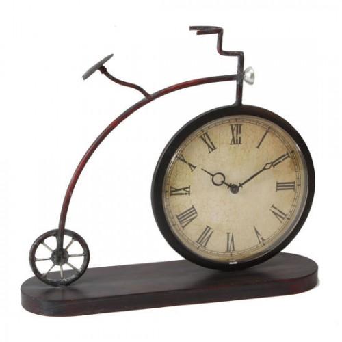 Ceas de birou bicicleta