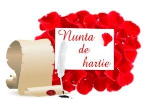 aniversare nunta de hartie