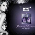 Parfum Mont Blanc Femme