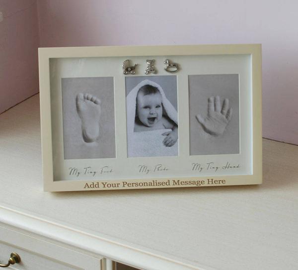 Rama pentru amprenta bebelusului