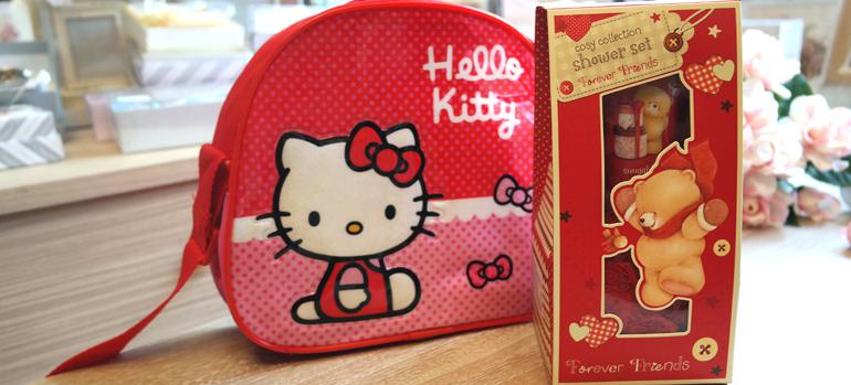 Gentuta Hello Kitty pentru fetite