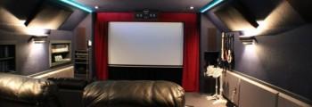 Idei de amenajare: de la living room la home cinema