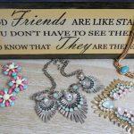 Colier statement pentru cea mai buna prietena