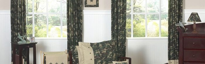 Decoratiuni de tip camuflaj