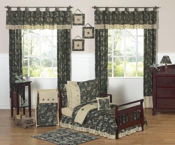 decoratiuni camuflaj