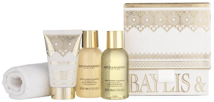 Set cadou pentru baie Baylis&Harding