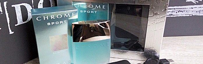 Parfum Azzaro Chrome Sport