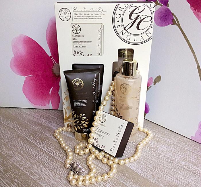 Cosmetice Grace Cole cadou pentru fete juliana.ro