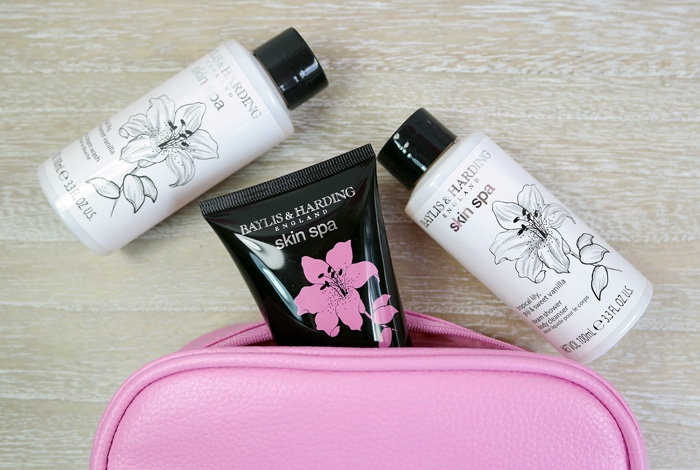 Set Baylis&Harding Skin Spa.
