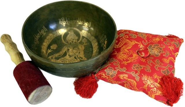 Bol cantator tibetan