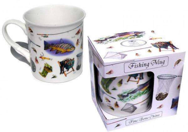 Cana de cafea sau cana de ceai pentru pescari