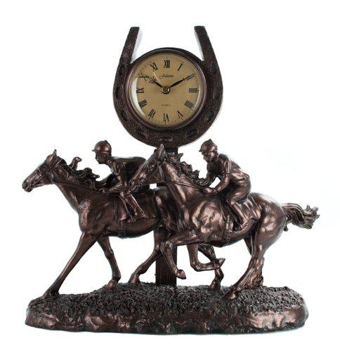 Ceas cu cai Juliana cu aspect antichizat